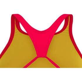 arena Think Top Donna, fluo red-yellow star